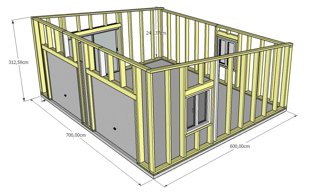 Plan De Garage En Parpaing Construire Garage Parpaing Luxe Awesome