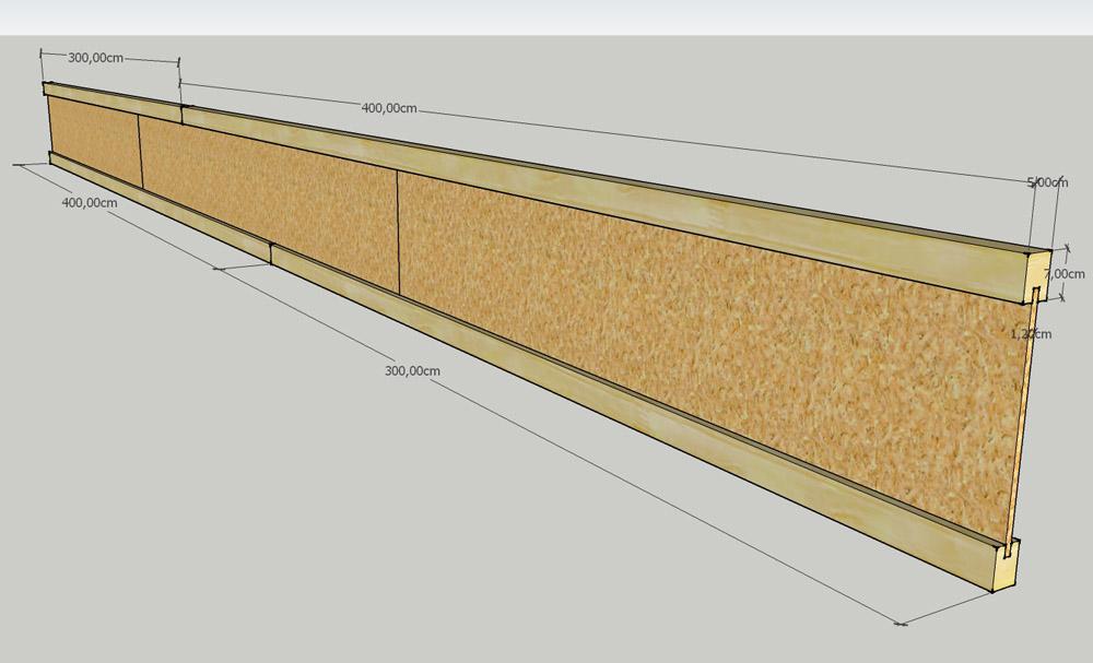 Construction d'un garage double en ossature bois - Page 2 Poutre_7