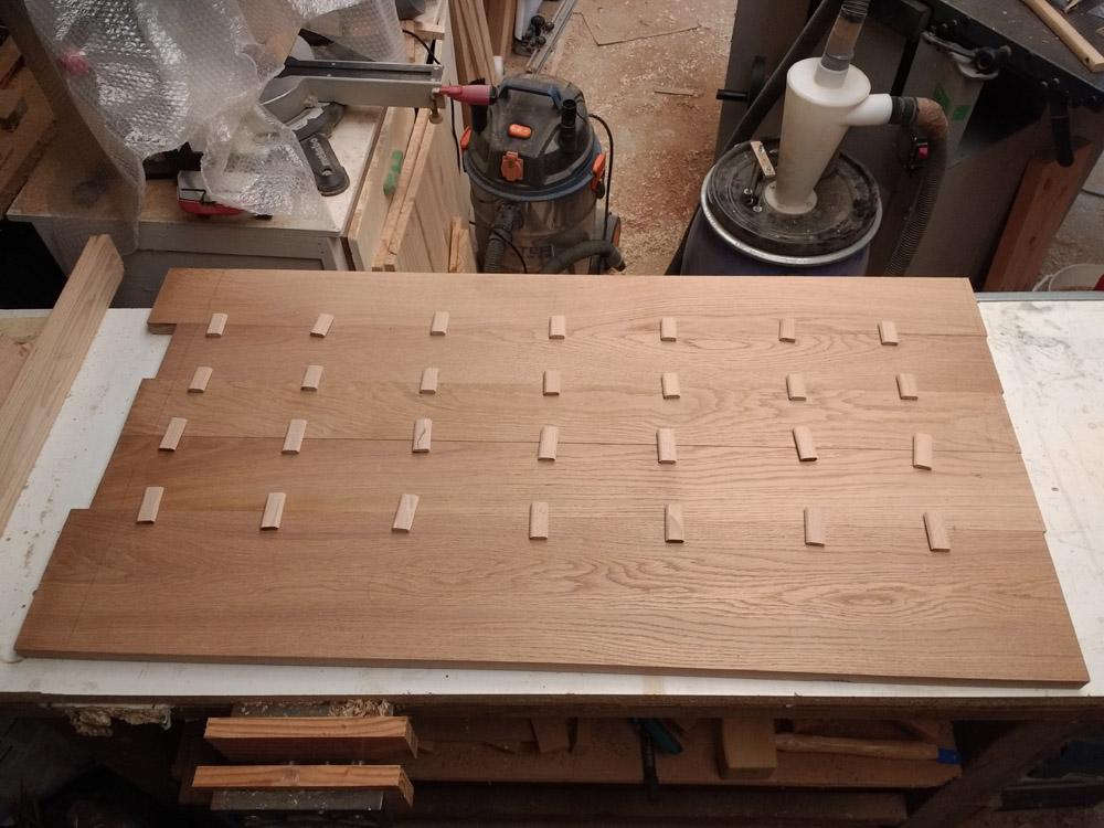 Une table basse pompée Tb_30